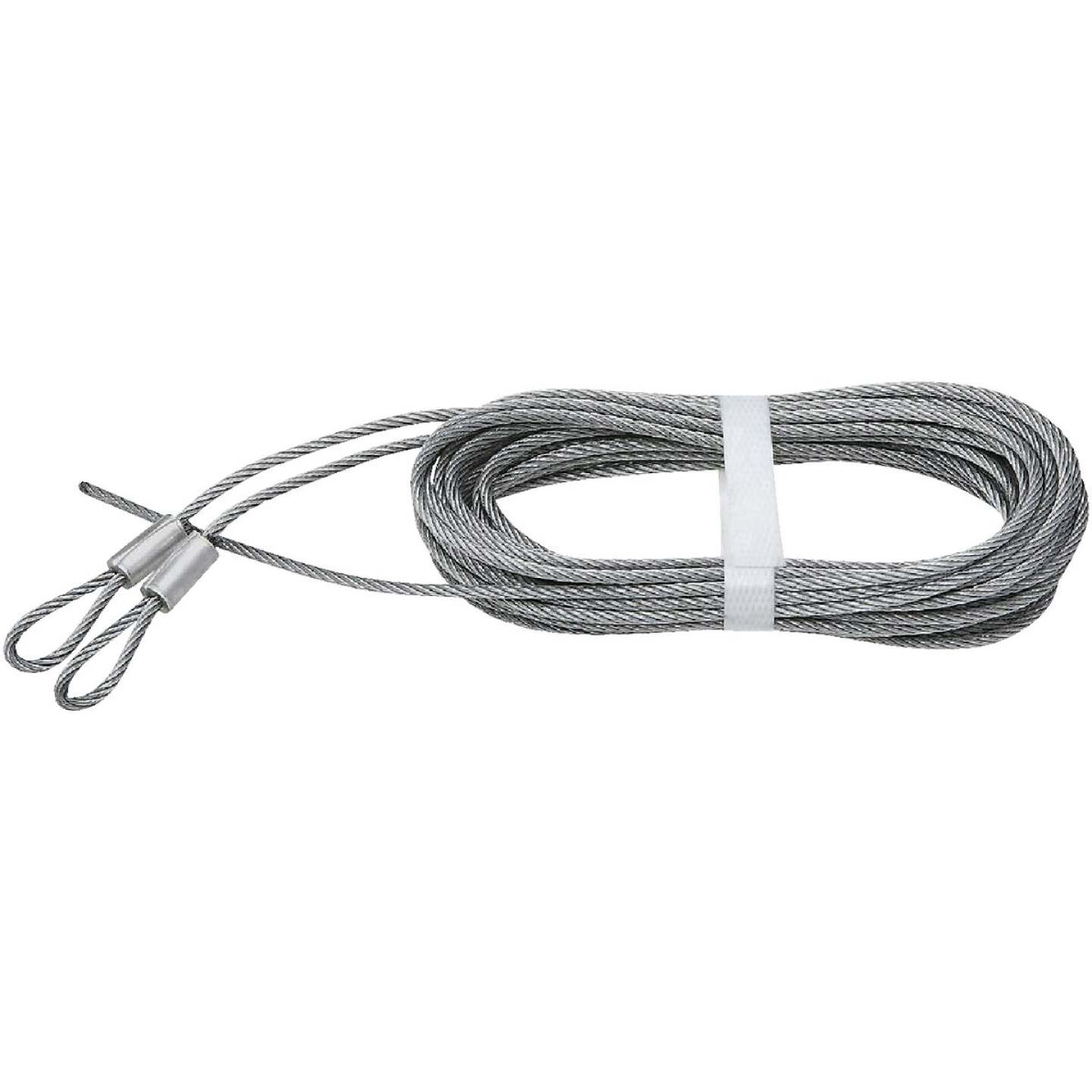 National 1/8 In. Dia. x 12 Ft. L. Garage Door Extension Cable (2 Count) Image 1