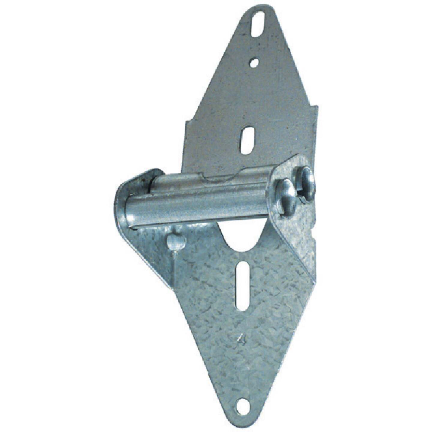 National #4 14 Ga. Galvanized Steel Garage Door Hinge Image 3