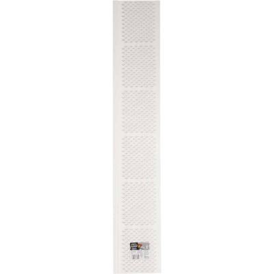Amerimax 3 Ft. White Vinyl Gutter Guard with Filter