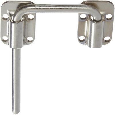 National Door 2-1/2 In. Nickel Slide Bolt