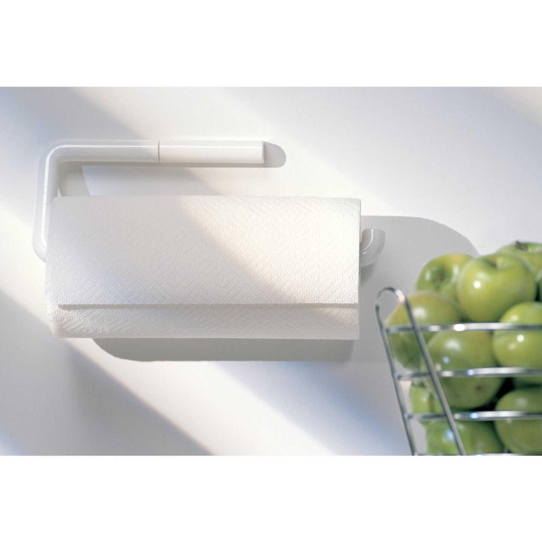 InterDesign Wall Mount Paper Towel Holder Image 3