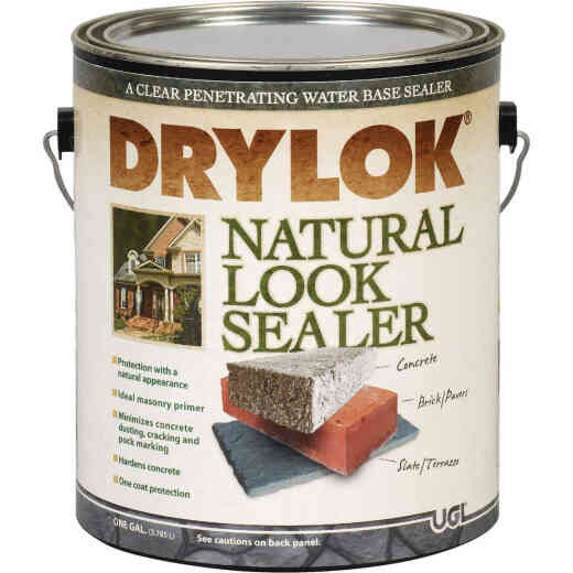 Drylok Clear Natural Look Concrete Sealer, 1 Gal.